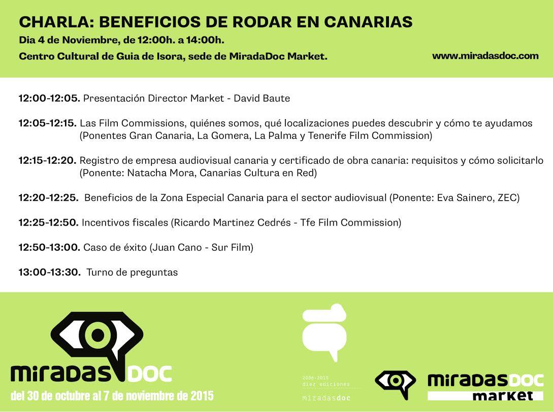 Programa  Ventajas de Rodar en Canarias